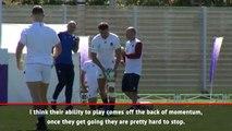England must meet Tonga physically - Underhill