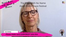 Mytimetv.Live through 'The Show with No Name are proud to support the @Ekam World Peace Festival. S
