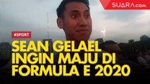Sean Gelael Berharap Wakili Indonesia di Formula E 2020 Jakarta
