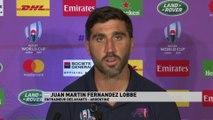 """Lobbe : """"Fier d'avoir 31 Argentins dans mon équipe"""""""