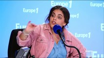 Quand Inès Reg raconte sur Europe 1 qu'elle adorerait être une fille glamour sur Instagram