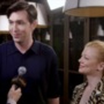 """'Succession' Stars Nicholas Braun, Sarah Snook On the """"Overwhelming"""" Reaction to the Series  