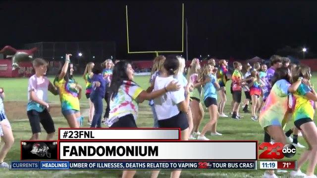 Fandomonium: Centennial Homecoming