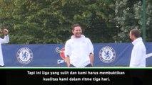 Klopp dan Lampard saling memuji satu sama lain
