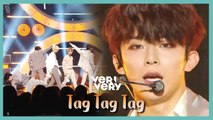 [HOT]  VERIVERY - Tag Tag Tag , 베리베리 - Tag Tag Tag Show Music core 20190921