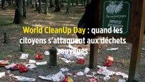 World CleanUp Day : quand les citoyens s'attaquent aux déchets sauvages