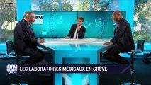 Le duel: Jean-Louis Pons face à Christophe Brun - 21/09