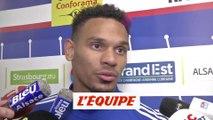 Lala «Ça fait du bien de gagner des matchs comme ça» - Foot - L1 - Strasbourg