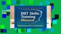 [READ] DBT Skills Training Manual, Second Edition