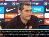 كرة قدم: الدوري الإسباني: فالفيردي يأمل بمشاركة ميسي أمام غرانادا
