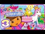 Dora the Explorer: Dora's Big Birthday Adventure Part 3 (Wii, PS2) Sea Snake Lake