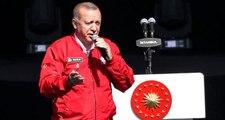 Son dakika: Erdoğan: Akademisyenlerden çalışmalarını Türkiye'de sürdürmek için müthiş bir talep var