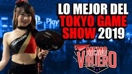 Lo mejor del Tokyo Game Show 2019