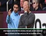Guardiola braced for Arteta's Man City exit