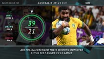 5 Things - Fiji's sloppy defence in Australia defeat