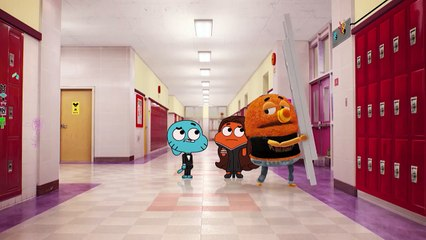 The Amazing World of Gumball _ Agent Double-0 Gumball