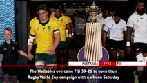 Fast Match Report - Australia v Fiji