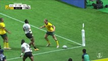 Australia come from behind to beat Fiji