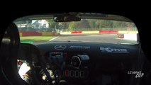 2019 Spa-Francorchamps Round - Onboard #35 Krypton Motorsport (Mercedes AMG GT3)