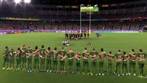 New Zealand's first Haka at Rugby World Cup 2019