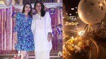 Kareena Kapoor Khan Birthday: Karisma Kapoor shares moments from celebration | FilmiBeat