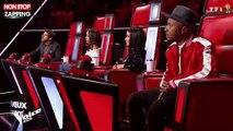 The Voice Kids 6 : Amel Bent et Jenifer en larmes face à un candidat (Vidéo)
