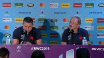 France post-match press conference _ France v Argentina