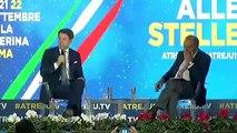 Conte ad Atreju 2019 con Bruno Vespa (21.09.19)