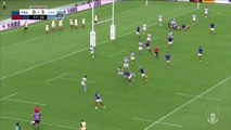 France survive scare to hold off Argentina