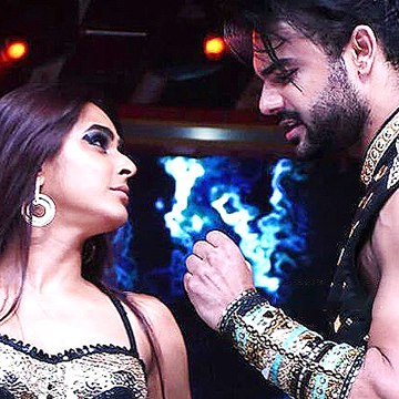 Madhurima And Vishal's Fight Gets Out Of Hand On The Sets Of Nach Baliye 9