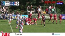 REPLAY CZECHIA / HUNGARY - RUGBY EUROPE CONFERENCE 1 NORTH 2019/2020