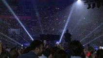 Pablo López llevó a Madrid su concierto 360º