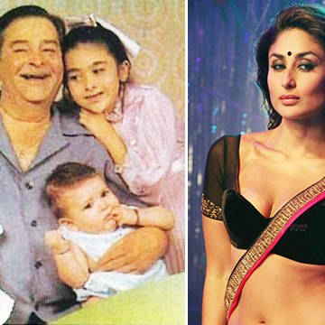 Birthday Special: Did You Know Kareena Kapoor Was Initially Named Siddhima By Grandfather Raj Kapoor?