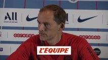 Tuchel annonce les forfaits de Mbappé et Icardi - Foot - L1 - PSG