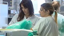 Cherche infirmières pour pays vieillissant, l'Allemagne