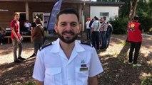 Sarreguemines : l'armée de l'air offre un baptême de l'air à une vingtaine de jeunes