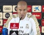 "Real - Zidane : ""Se remettre au travail"""