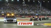 Le Grand Prix de Singapour en trois histoires - F1 - GP de Singapour