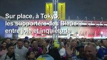 Mondial: le XV de France bat les Pumas, les fans soulagés
