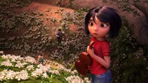 Abominable: Yi Magically Makes Flowers Bloom On The Buddha