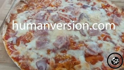 HOW TO BAKE A FROZEN PIZZA (Episode 2 @SpicyThaiNoodles)