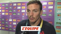 Iturria «Avant, on aurait perdu ce match» - Rugby - Mondial - Bleus
