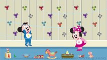 Cartoon for Kid | Kid Movies | Learn how to play  fidget spinner of mickey mouse & minnie mouse