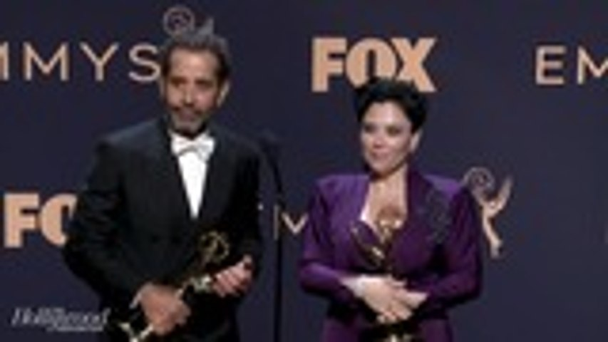 'Marvelous Mrs. Maisel' Stars Tony Shalhoub, Alex Borstein On Their Acting Wins | Emmys 2019