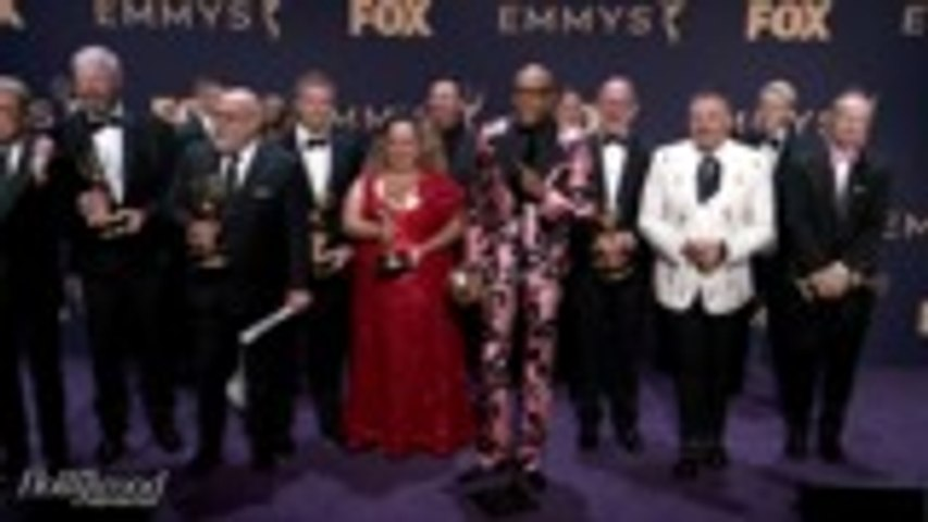 RuPaul Talks Outstanding Reality-Competition Win For 'RuPaul's Drag Race' | Emmys 2019