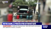 Le procès de l'attentat raté aux bonbonnes de gaz près de Notre-Dame s'ouvre ce lundi