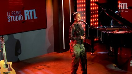 Jorja Smith - Don't Watch Me Cry (Live) - Le Grand Studio RTL