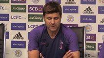 It's tough away from home - Poch