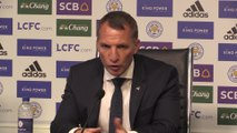 Brilliant performance level - Rodgers