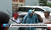 KPU Putuskan Mulan Jameela Jadi Anggota DPR Terpilih